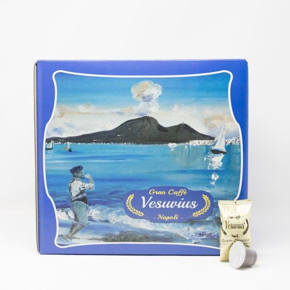 Classico - Nespresso ® - Vesuvius - Intensità 8
