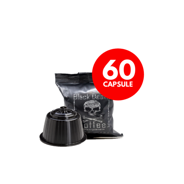 Black Death Coffee - Compatibili Dolce Gusto®