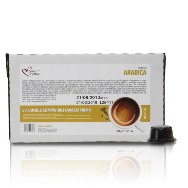 Arabica - Intensità 9 - Lavazza Firma®*