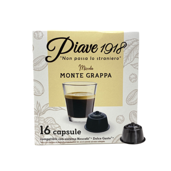 Montegrappa 16 Capsule - Piave - Dolce Gusto