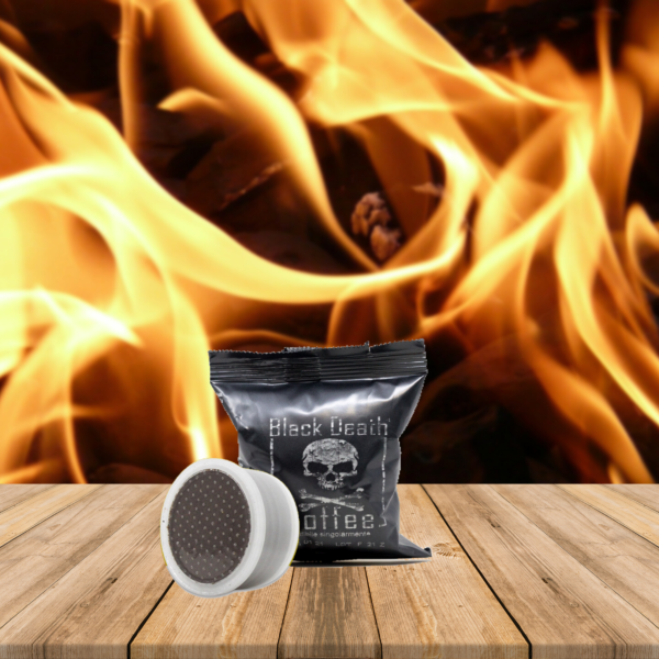 Black Death Coffee - Espresso Point ® - Intensità 16