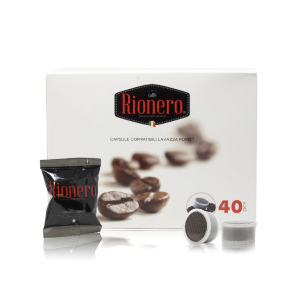 Arabica - Intensità 4 - Lavazza Point®* - Rionero